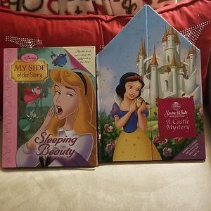 Disney Book Set of 2